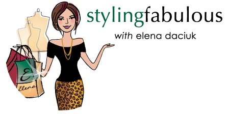 Styling Fabulous with Elena Daciuk - Image Consultant