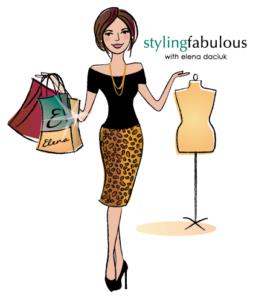 Styling Fabulous Elena Daciuk - Image Consultant
